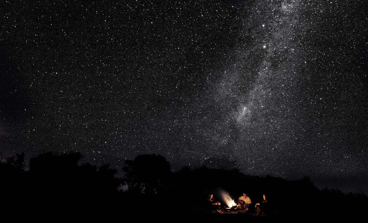 Stars over south africa