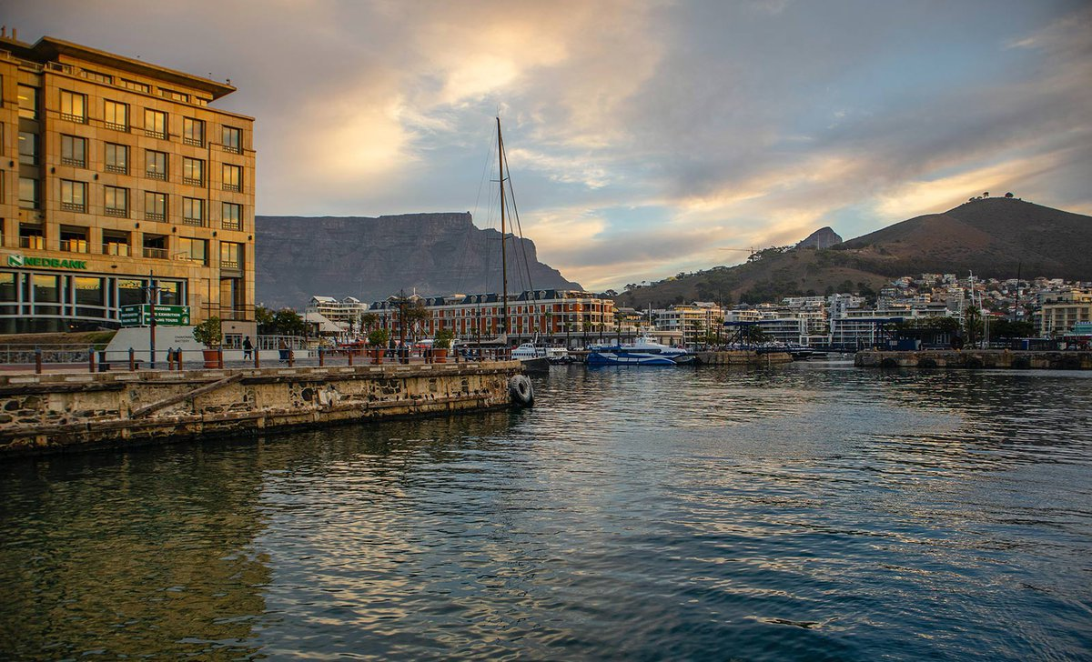 Victoria and Albert Waterfront Cape Town